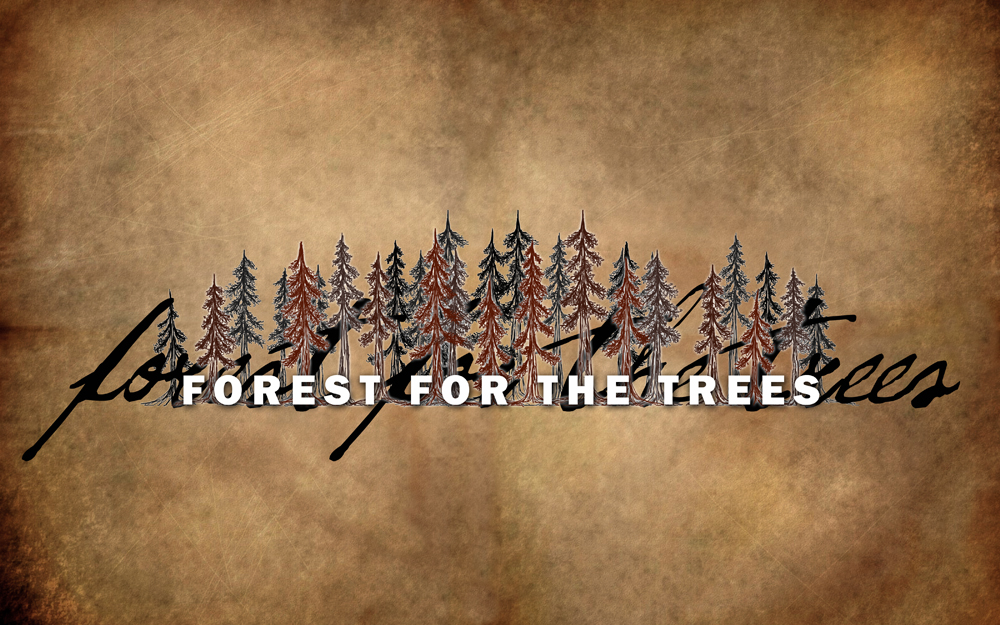 Forest for the Trees - Treeline