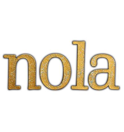 NOLA Title Art