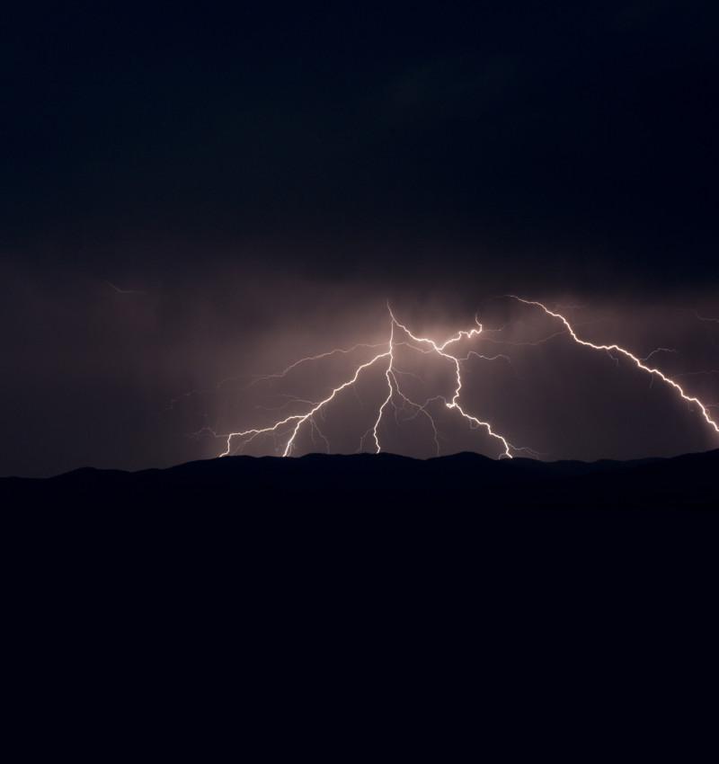 Summer Lightning - July 2014